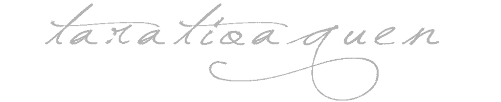 Tara Tioaquen Photography logo